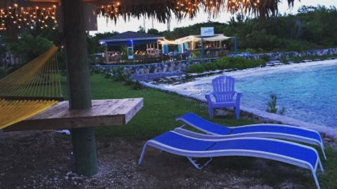 View of the Sandbar from the lounge area – tripadvisor
