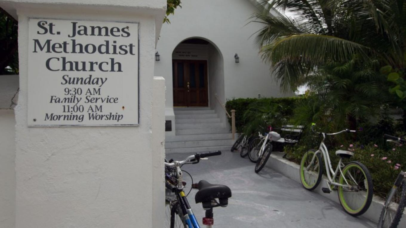 St. James Methodist Church – Bahamas Ministry of Tourism