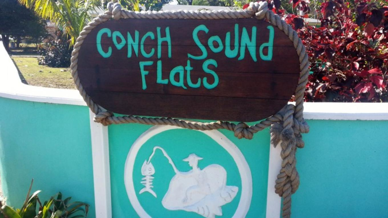 Mr. Nelson Burrows Jr., Conch Sound Flats