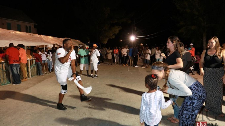 Bahamian artist entertain the crowd – Eleuthera news