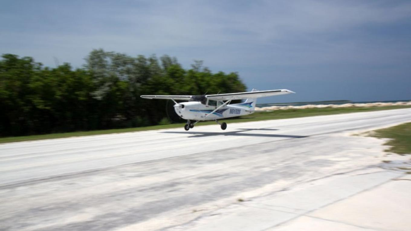 Private Flying on Little Whale Cay – Bahamas Ministry of Tourism