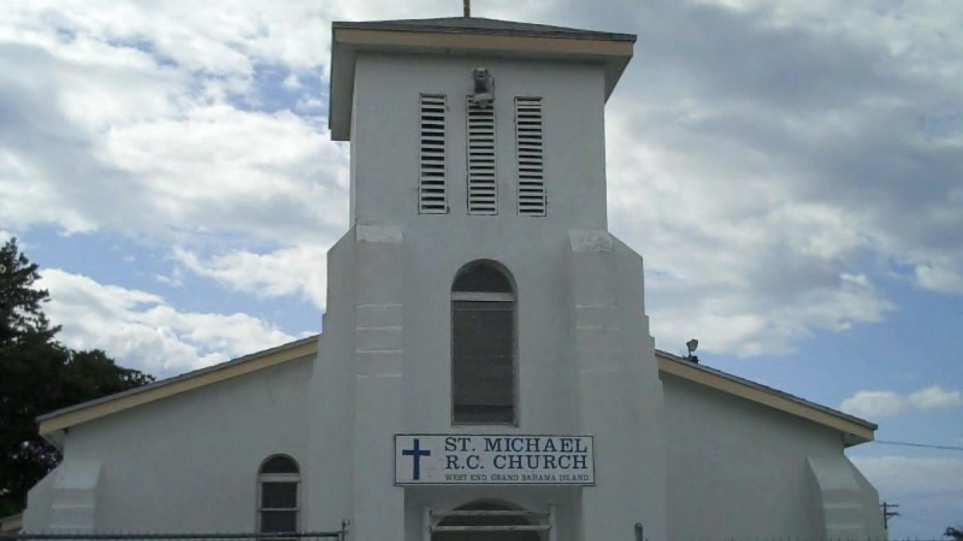 St. Michael Roman Catholic Church – Bahamas Ministry of Tourism