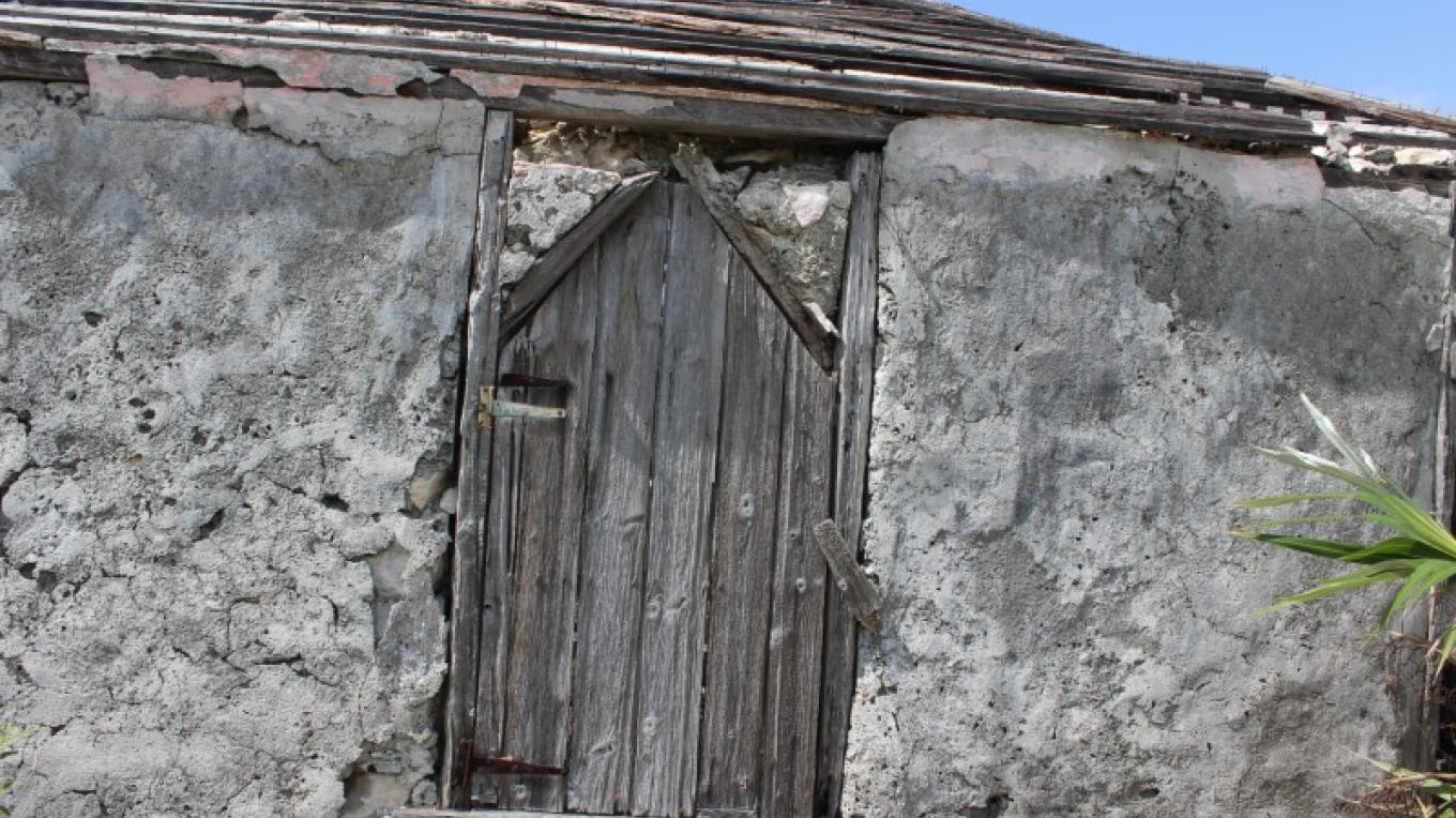 Old Baptist Church In Maran Bay – Patricka Ferguson, Yahaka Island Tours