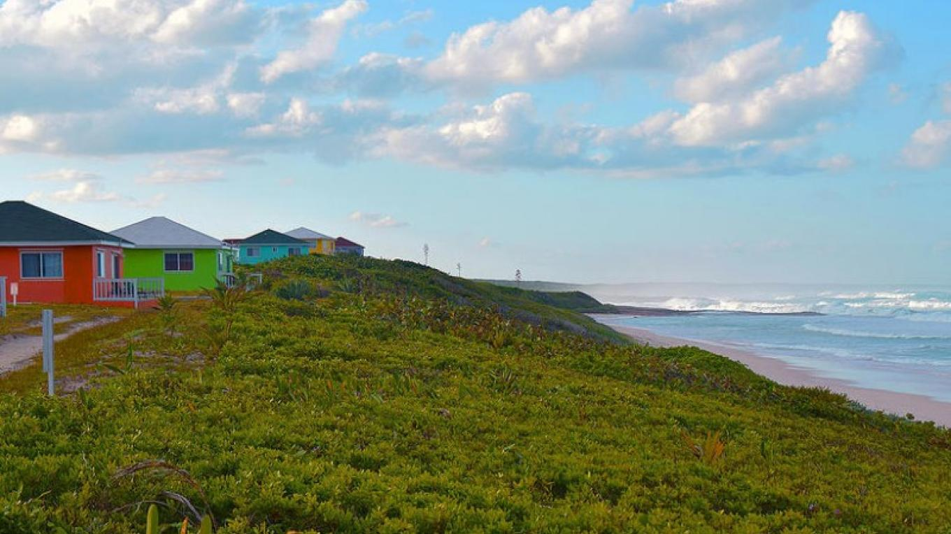 Hilltop Ocean View From Cottages – Ms. Desiree Clarke, The Ocean Dream Beach Resort