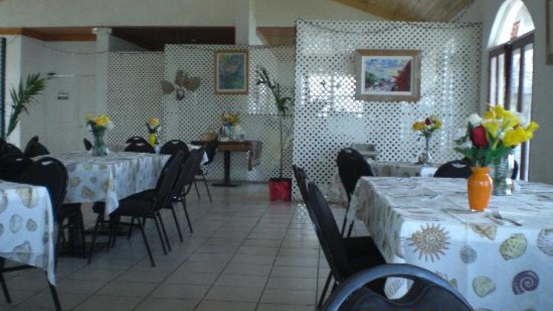 The dining area at Sunset Inn – trip advisor