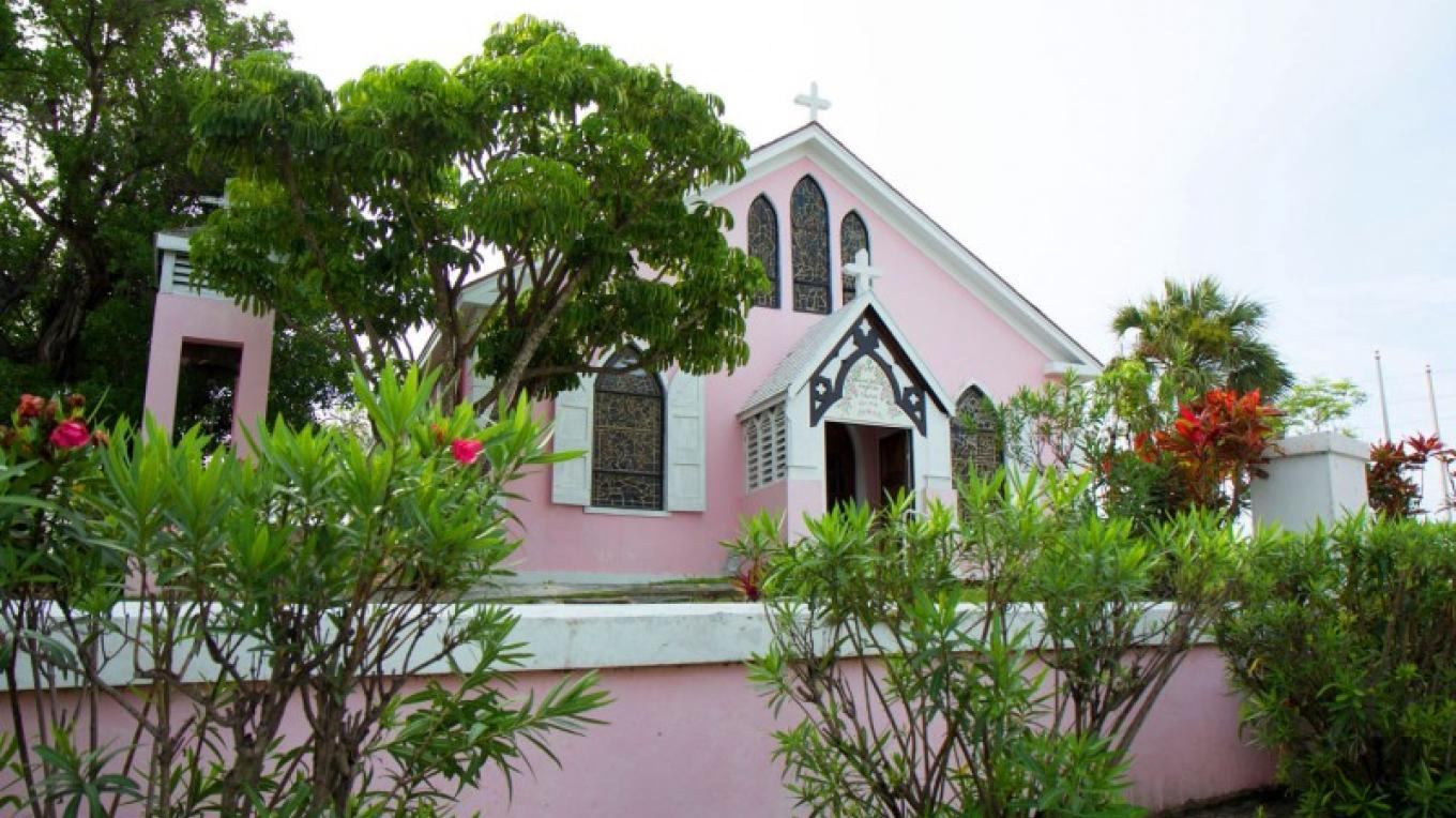 St. John's Anglican Church – Bahamas Ministry of Tourism