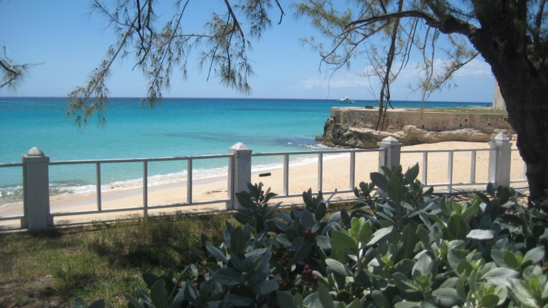 Iron Badge Beach in Matthew Town, Inagua – George Harris, Coast FM Radio