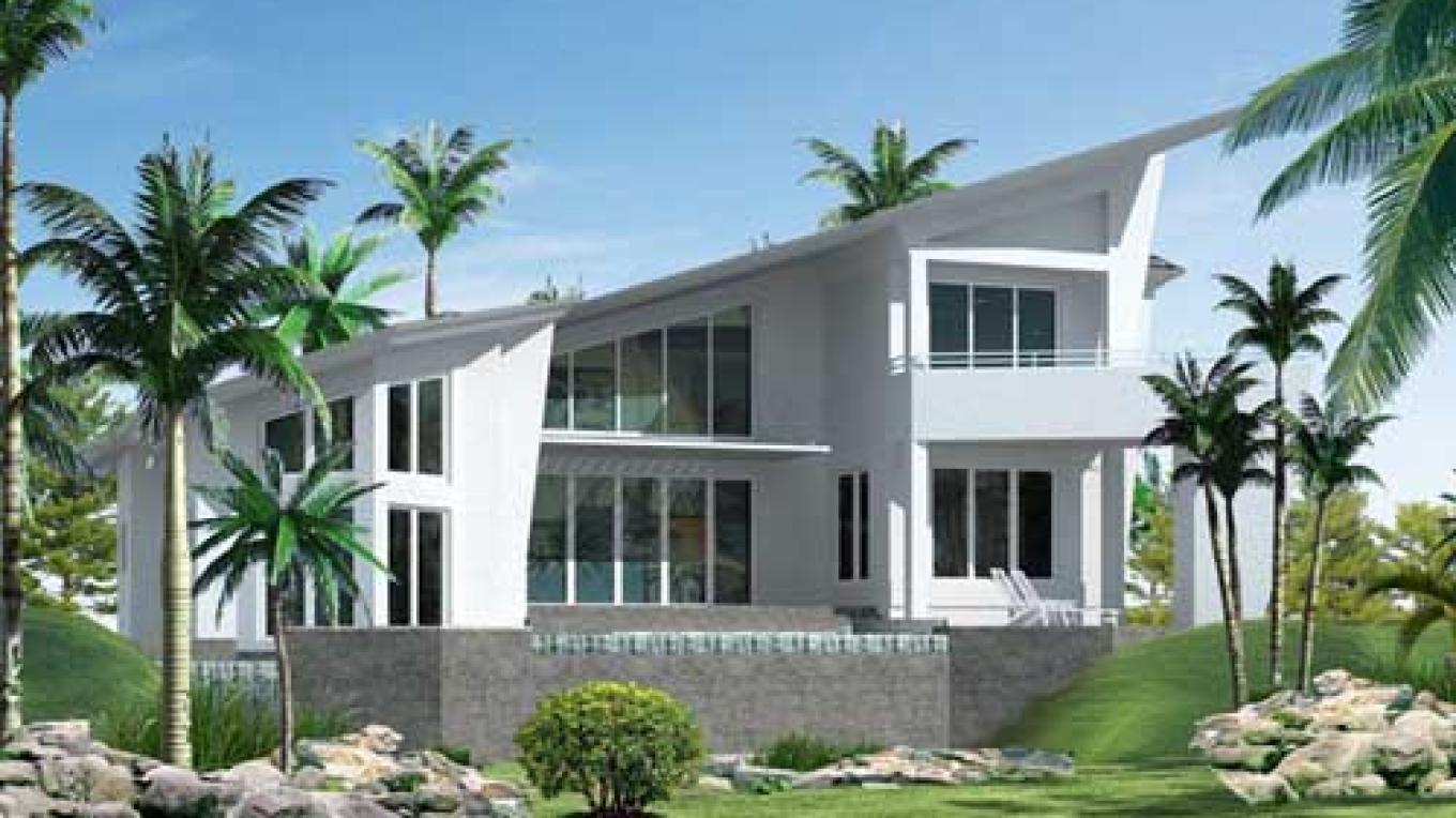 One of the villas – eleuthera.com
