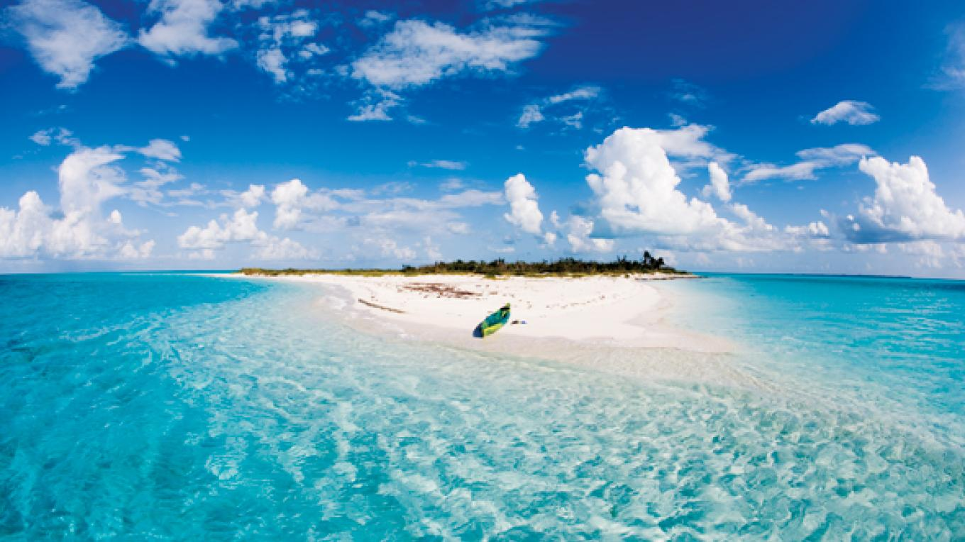 View of Schooner Cay and it's adjacent waters – cruise international