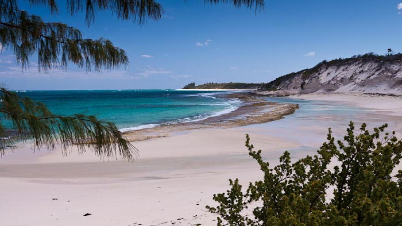 The beach at Northside Ocean Resort – Northside Ocean Resort