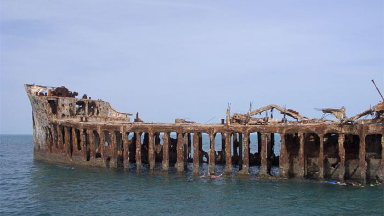 The Sapona – Bimini Sands Resort and Marina
