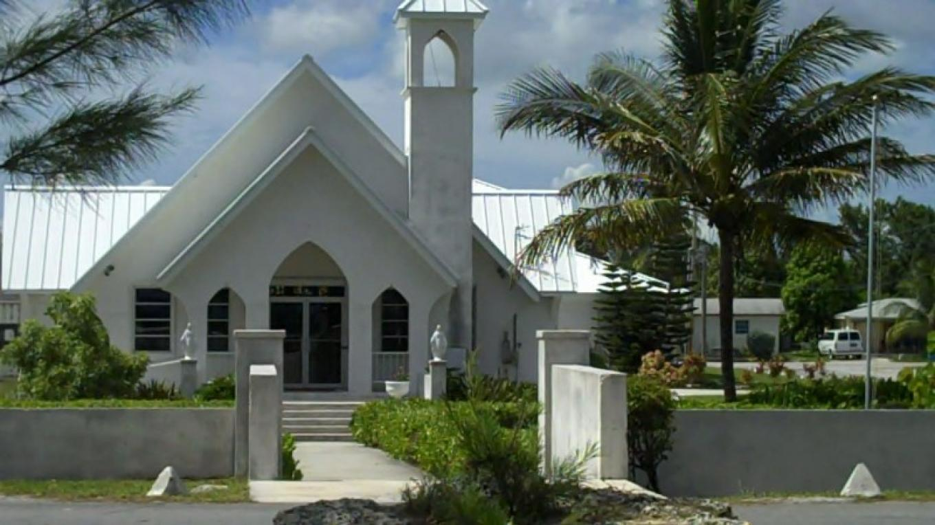 St. Jude's Anglican Church – Bahamas Ministry of Tourism