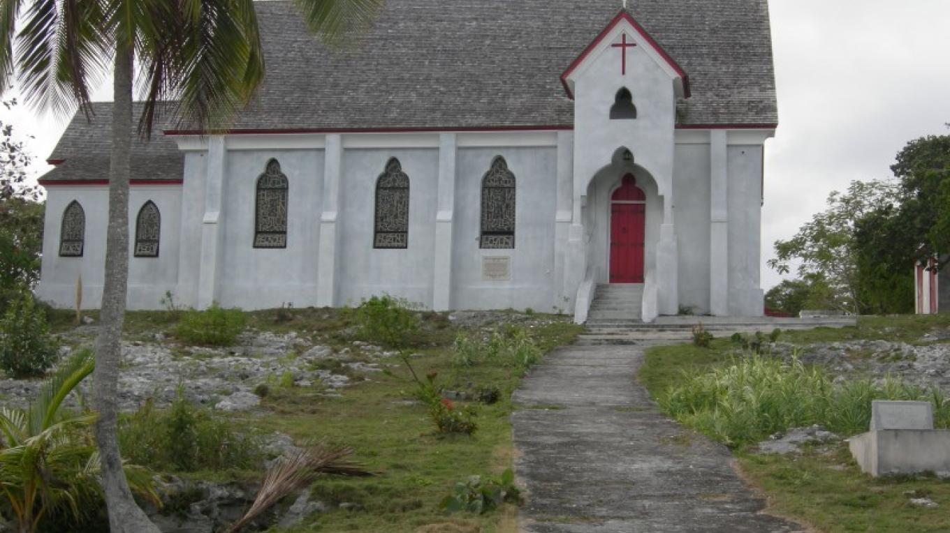 Picture of church. – The Bahamas Ministry of Tourism