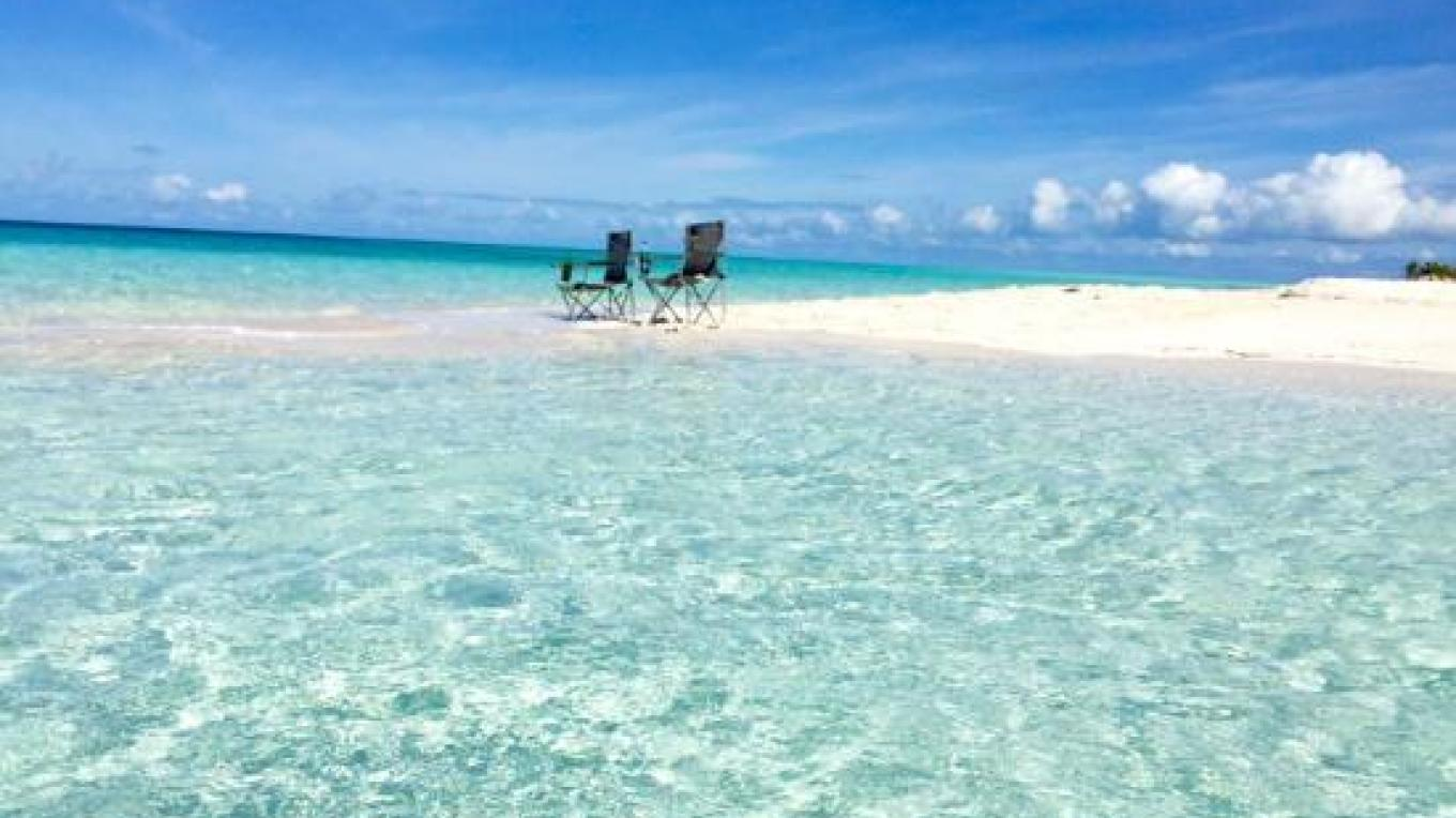 View of a sandbar at Schooner Cay – tripadvisor