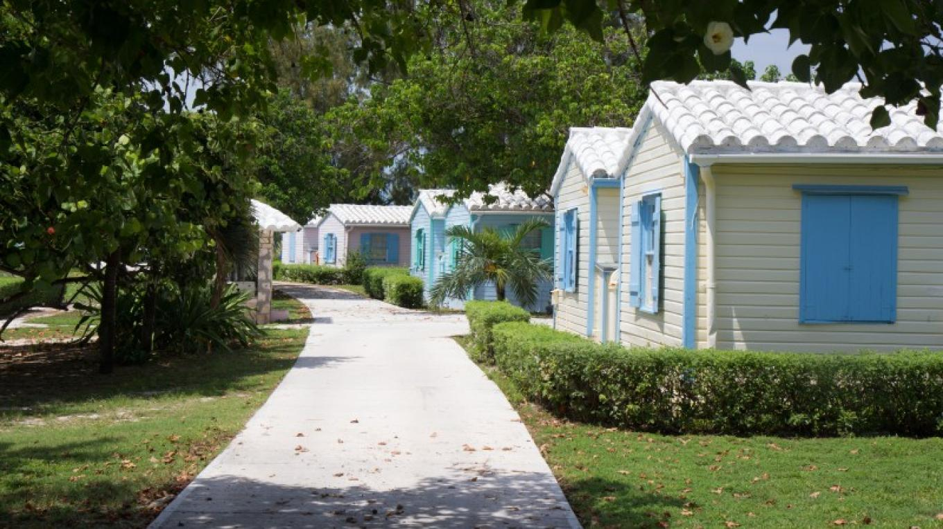 Cottages on Little Whale Cay – Bahamas Ministry of Tourism