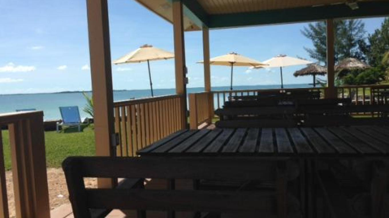 Dining area at the Sandbar – tripadvisor
