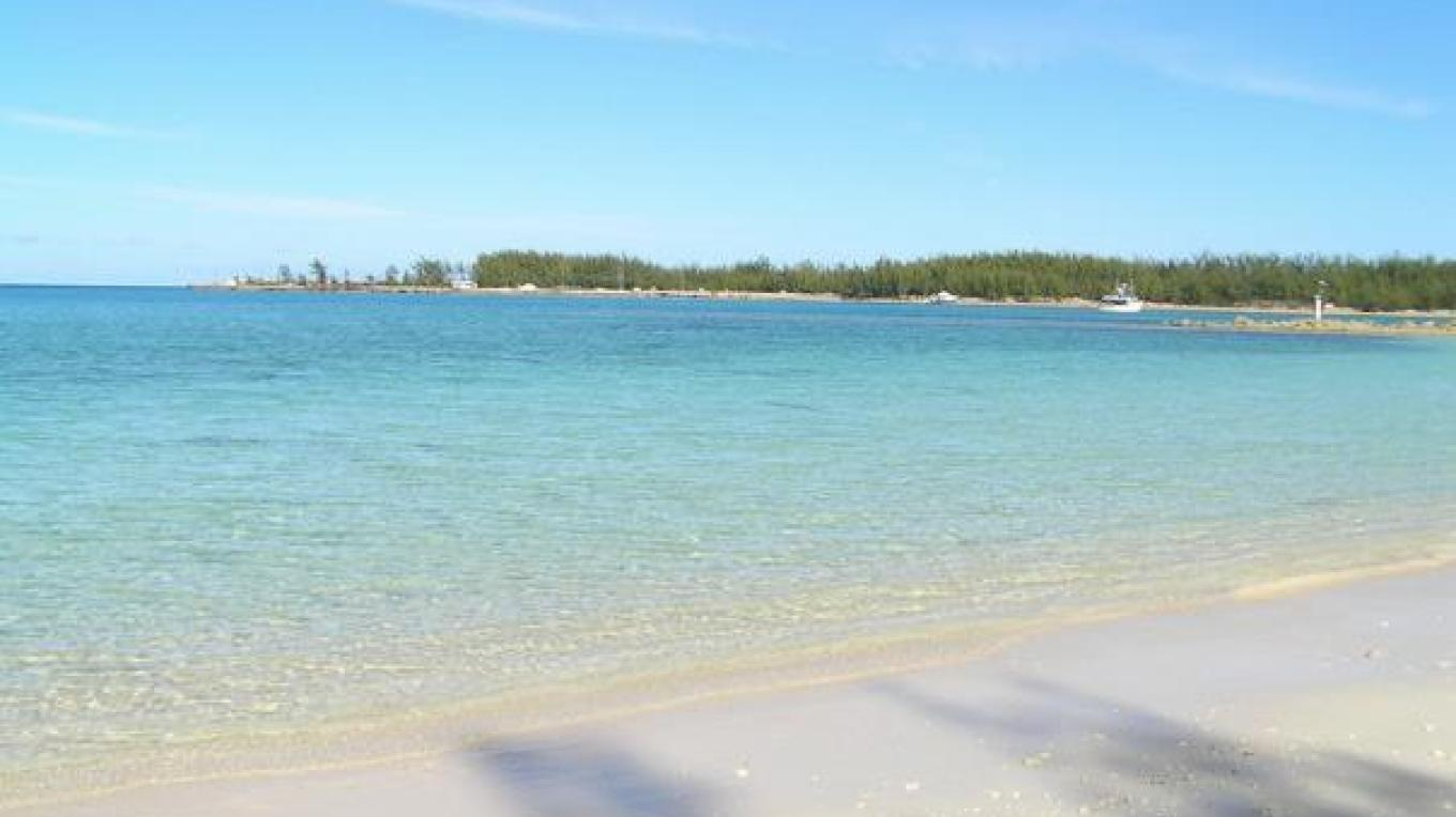 Morgan's Bluff Habour – Bahamas Ministry of Tourism