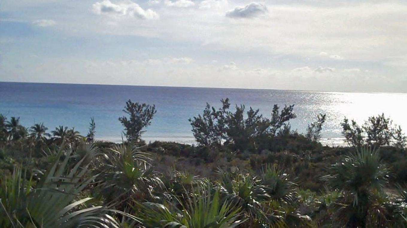 Hill overlooking Lighthouse Beach, South Eleuthera – Bahamas Ministry of Tourism