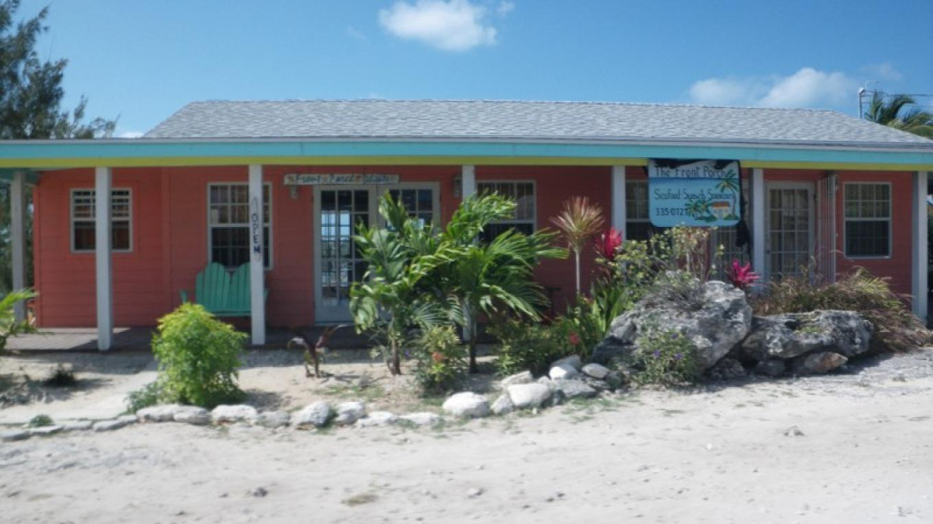 View from the roadside – eleuthera