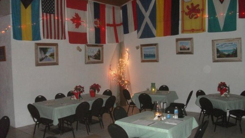 Dining area at Sunset Inn – trip advisor
