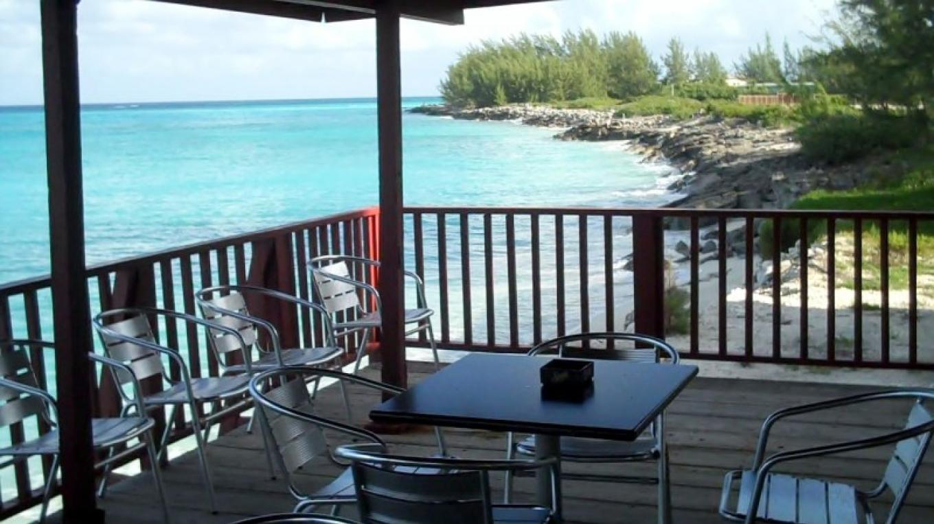 Patio Outside Dining Room – Bahamas Ministry of Tourism