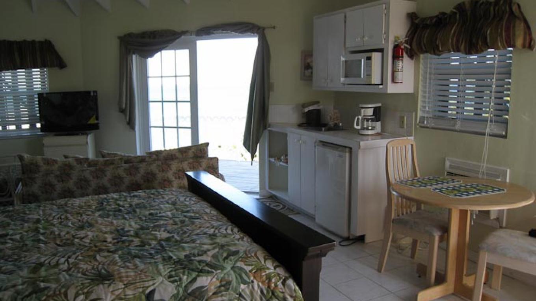 Inside a cottage at Northside Ocean Resort – Northside Ocean Resort