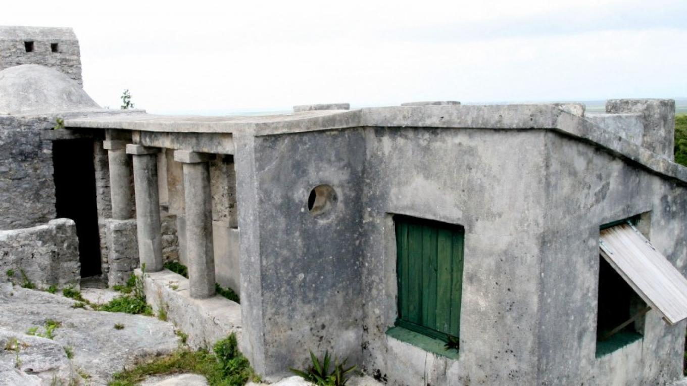 The living quarters at The Hermitage – Derek Smith, Bahamas Information Services (BIS)
