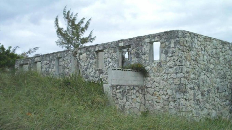 The Hotel Ruins at Sugar Beach – Bahamas Ministry of Tourism