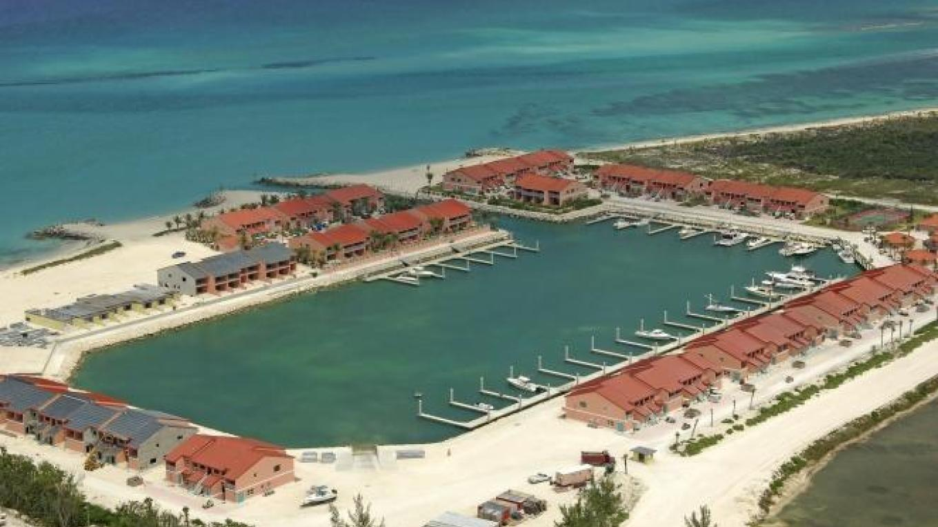 Sky view – Bimini Sands Resort