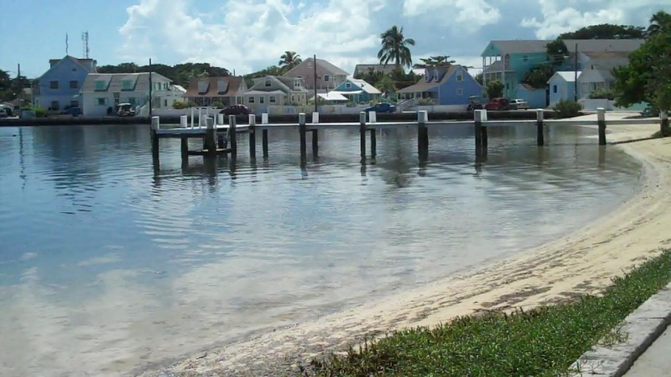 The waterfront in New Plymouth Village – Bahamas Ministry of Tourism