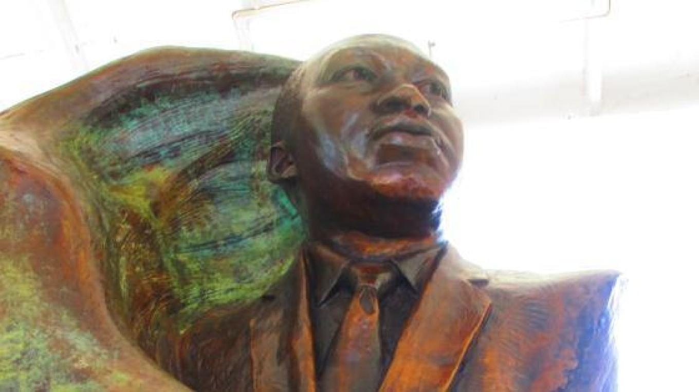 Bust of Martin Luther King – Local Government Bimini