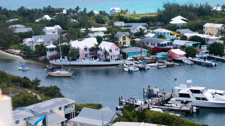 Historic Elbow Cay, established 1785. – Marisa Wells