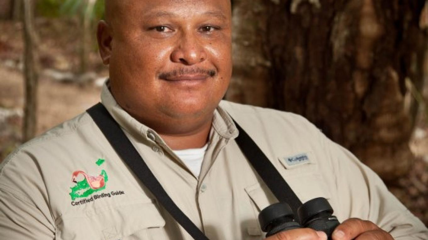 Casper Burrows – Bahamas National Trust