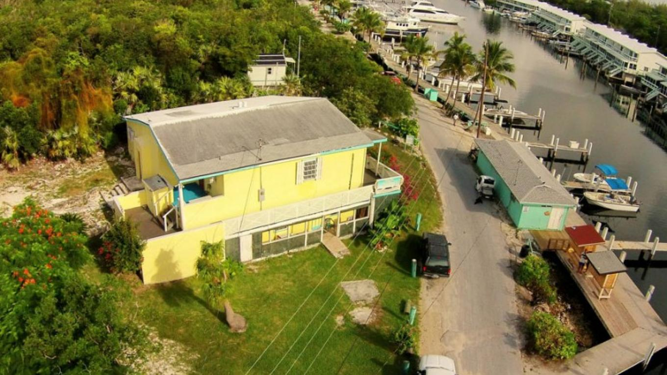 Harbour Inn Villas Aerial View – Harbour Inn Villas