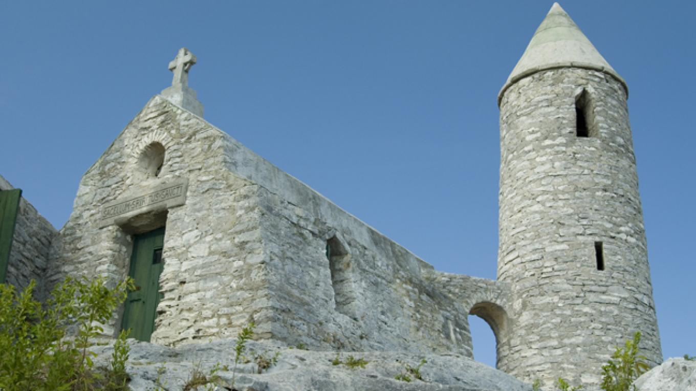 The Hermitage on Mt. Alvernia - New Bight, Cat Island – Bahamas Ministry of Tourism