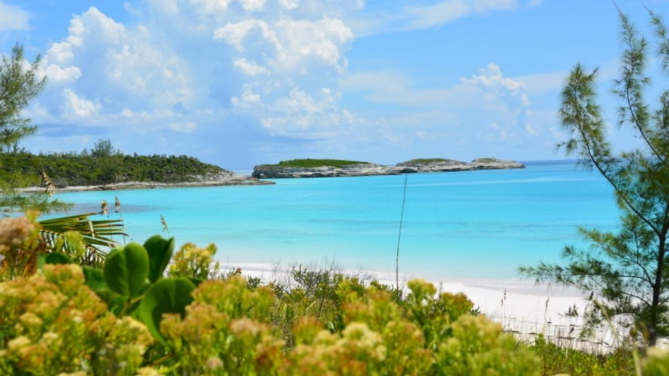 The Beach at Lighthouse Point, South Eleuthera – One Eleuthera Foundation