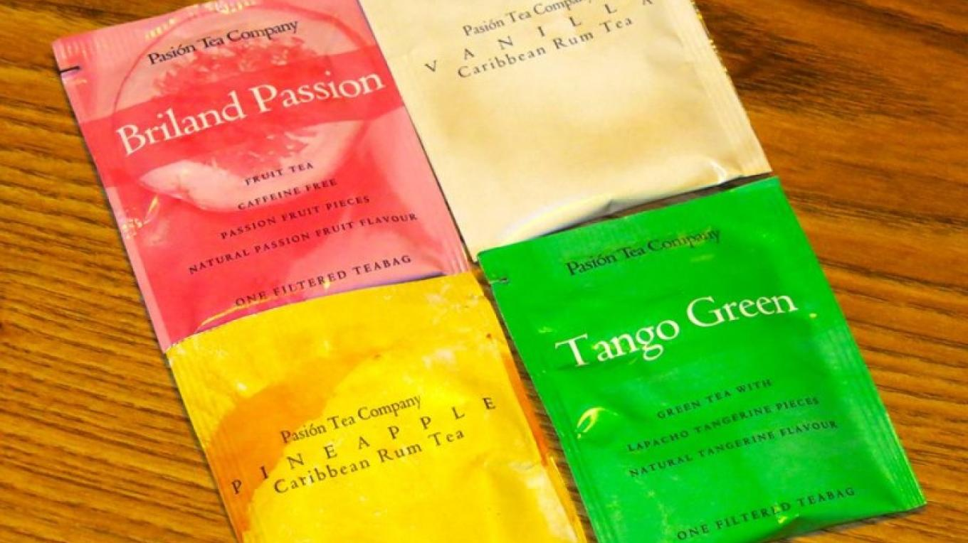 A selection of teas – Ponderosa Shell & Gift Shop