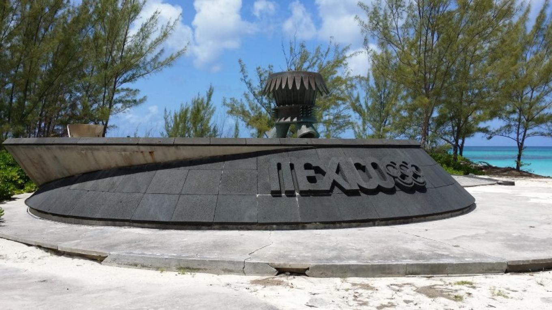 Olympic Monument in Long Bay – jmj