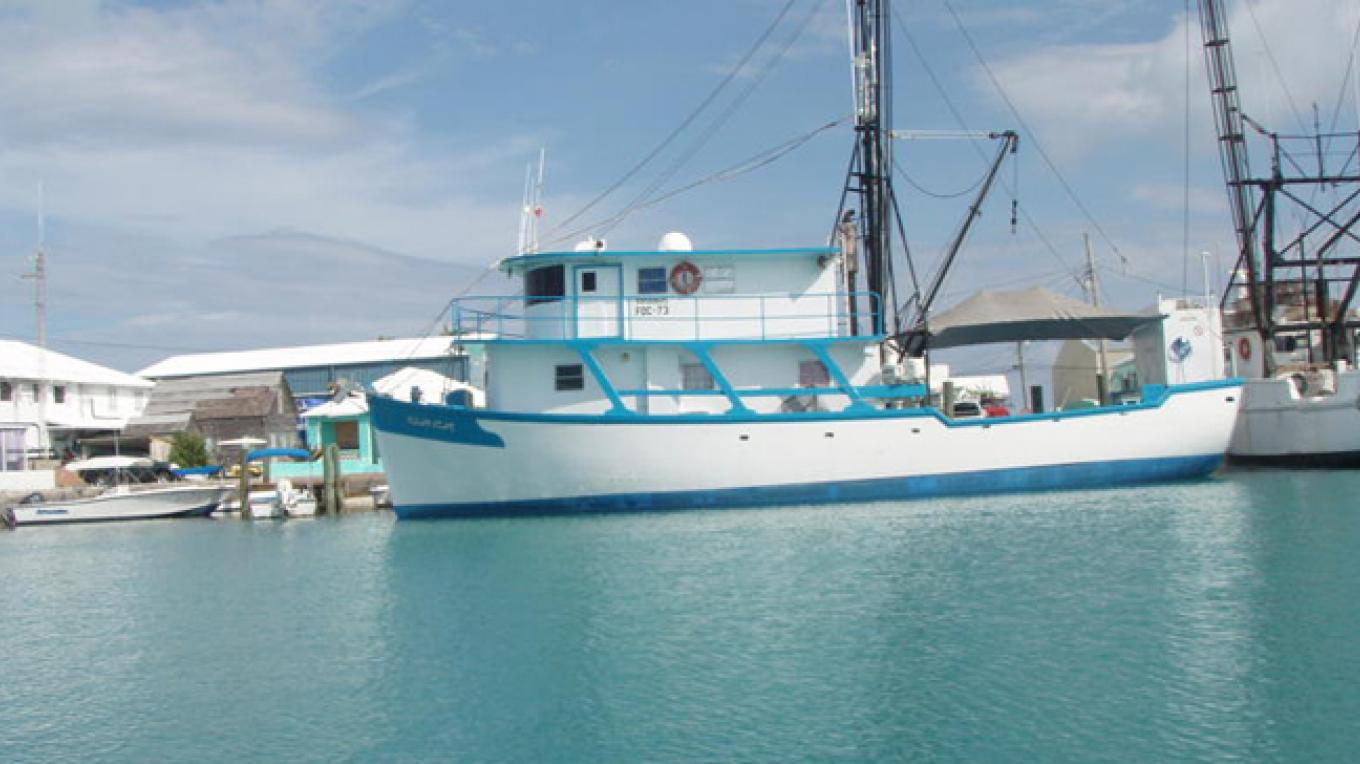 Fishing Boats in the Harbour at Spanish Wells – Bahamas Ministry of Tourism