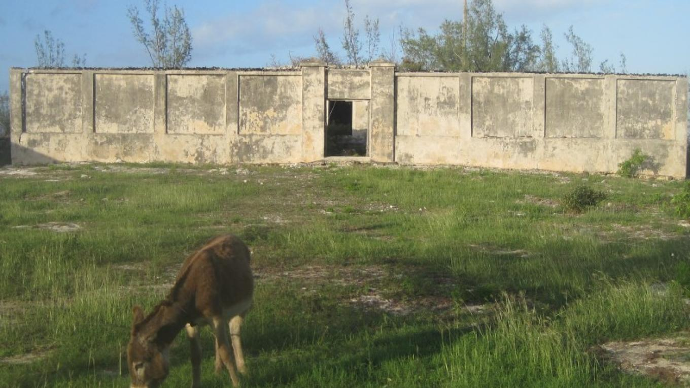 The Old Colonial Jail in Matthew Town, Inagua – Keva Fawkes