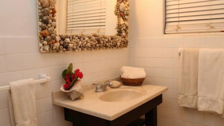 Bathroom view – Tingum Village