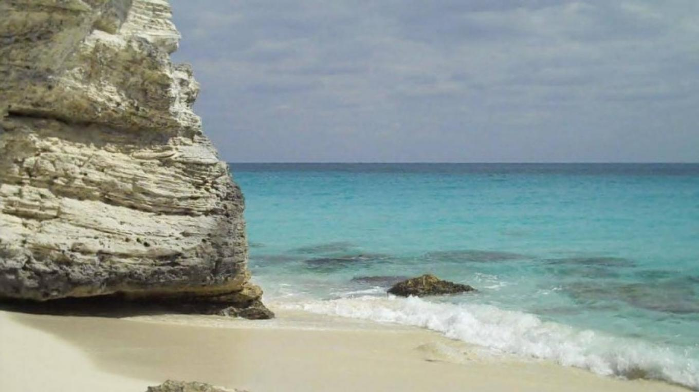A Cove near a Cave at Sugar Beach – Bahamas Ministry of Tourism