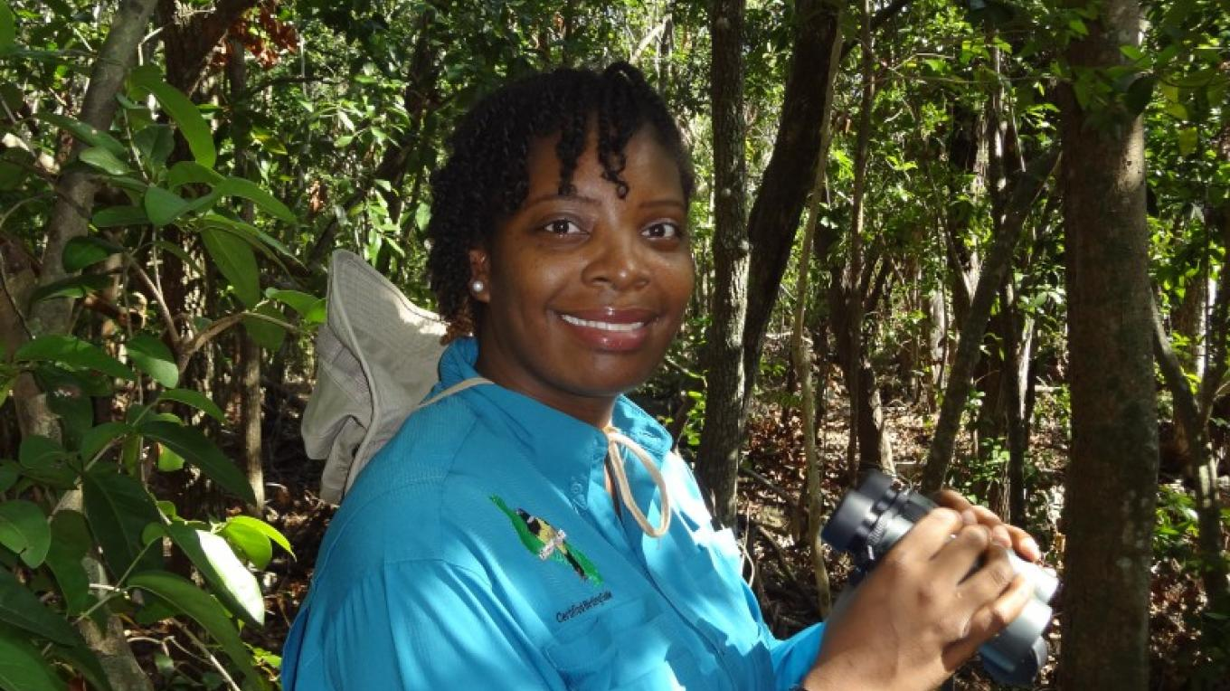 Latia Smith – Bahamas National Trust