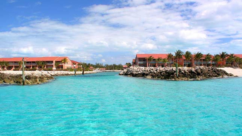 Bimini Sands Condominiums and Ocean view – Bimini Sands Resort