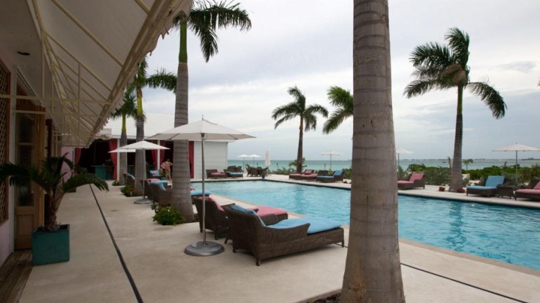 The pool at Treasure Cay Resort – Bahamas Ministry of Tourism