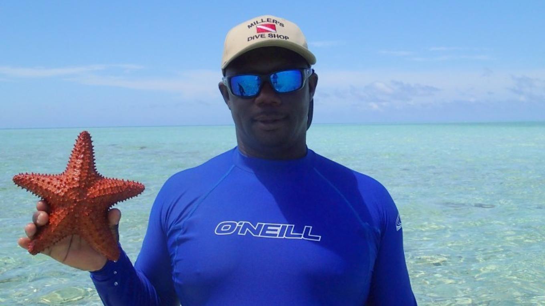 Daryl Miller, Dive Master