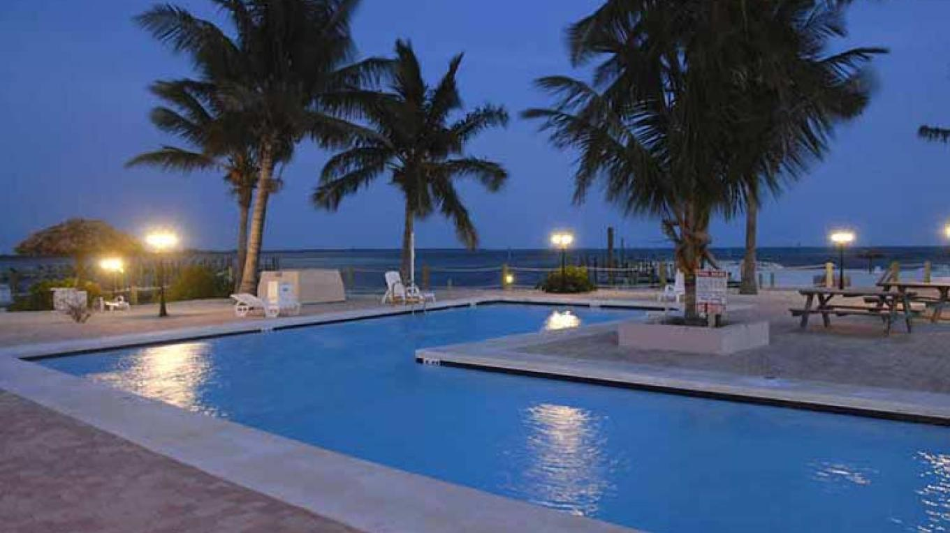 Bimini Sands Beach Club Pool area – Bimini Sands Resort