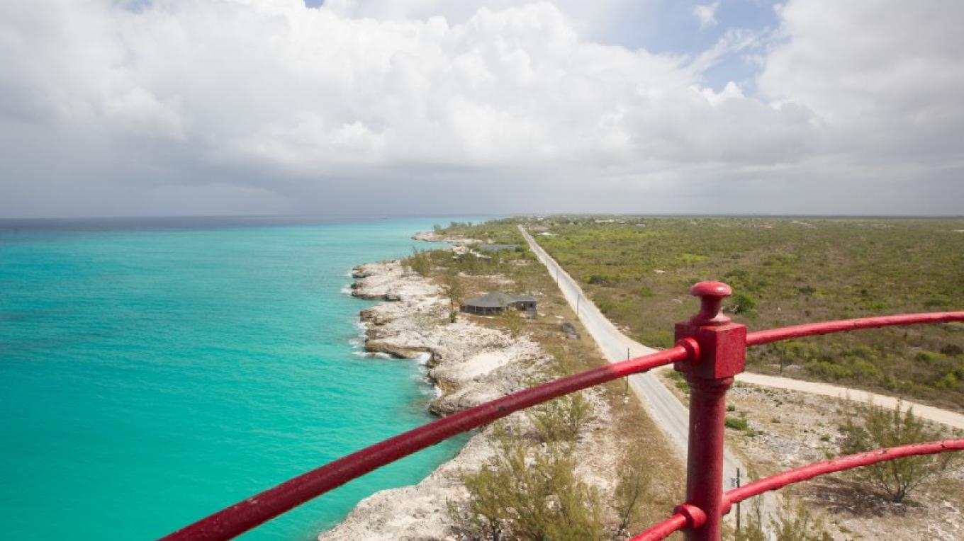 View from The Inagua Lighthouse in Matthew Town, Inagua – Bahamas Ministry of Tourism