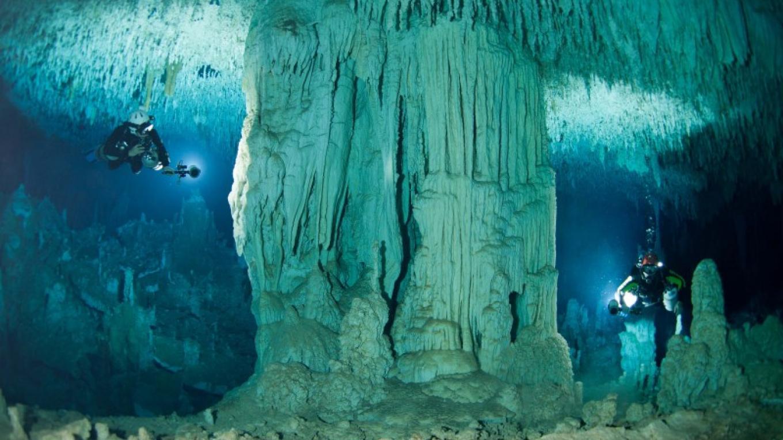 Dan's and Ralph's Underwater Caves – Mr. Brian Kakuk, Bahamas Underground
