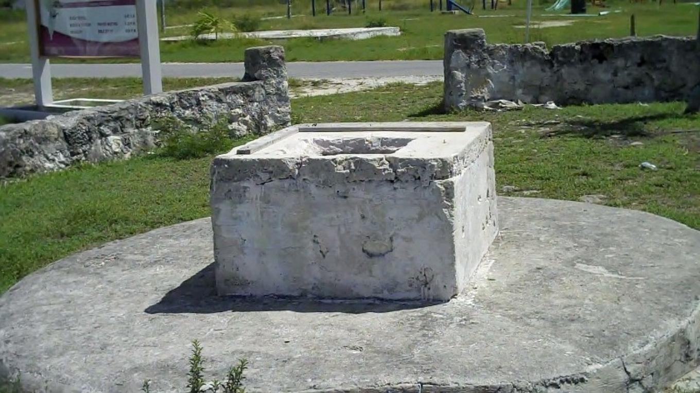 Old Well in Abraham's Bay – Bahamas Ministry of Tourism